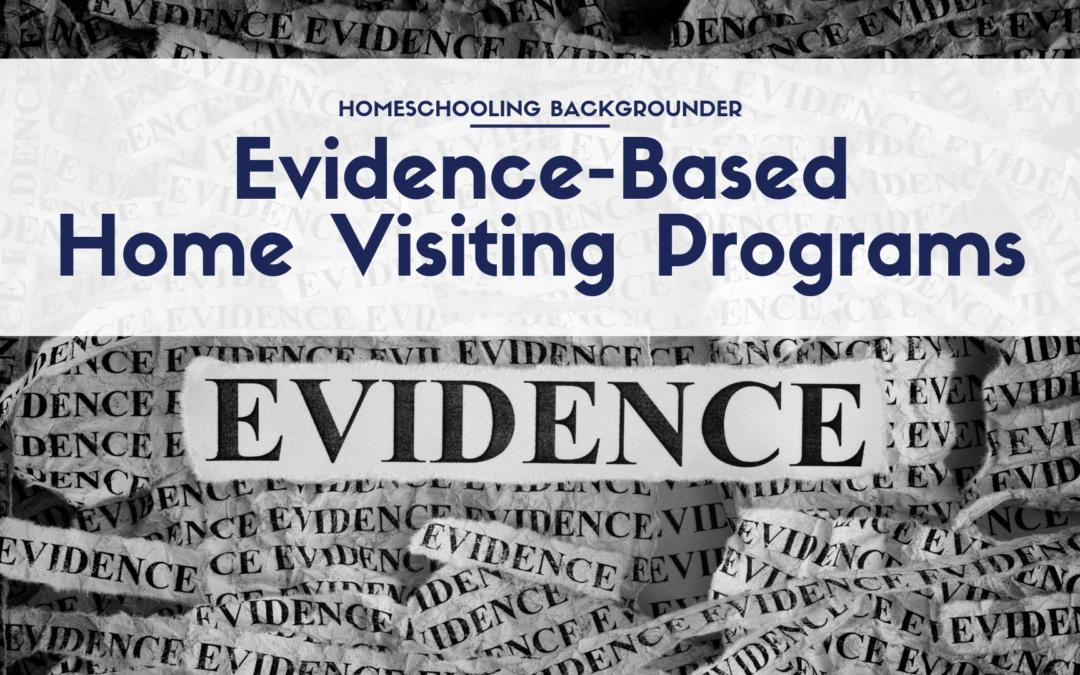 Evidence-Based Home Visiting Programs
